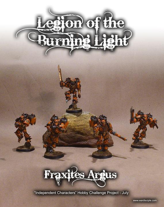 Fraxites Argus