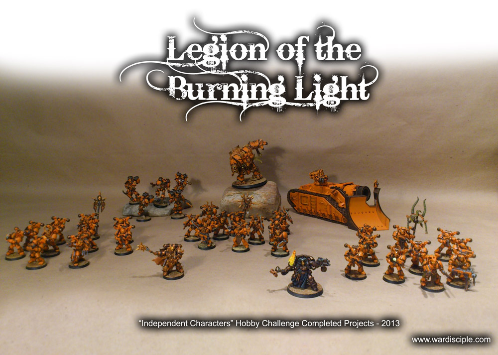 Legion of the Burning Light